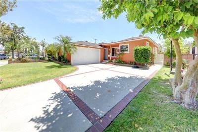 Pico Rivera Single Family Home For Sale: 8854 Dalewood Avenue