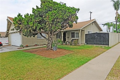 Whittier Single Family Home For Sale: 9964 Du Page Ave