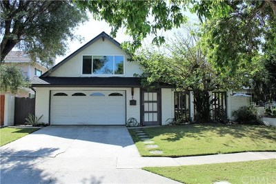 Cerritos Single Family Home For Sale: 18843 Alexander Avenue