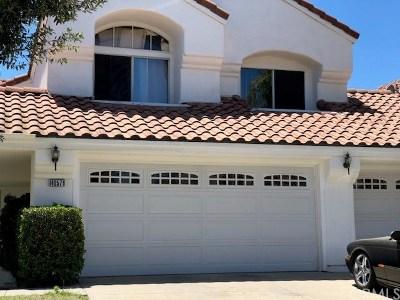Murrieta Single Family Home For Sale: 40571 Via Diamante