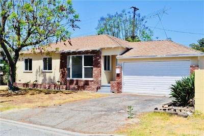 Pico Rivera Single Family Home For Sale: 3929 Miguel Avenue