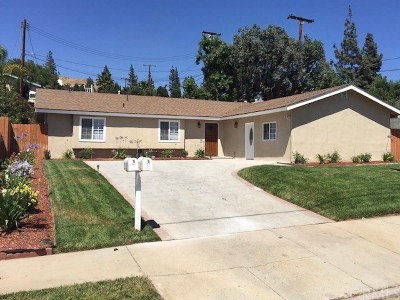 Sylmar Single Family Home For Sale: 11822 Gladstone Avenue