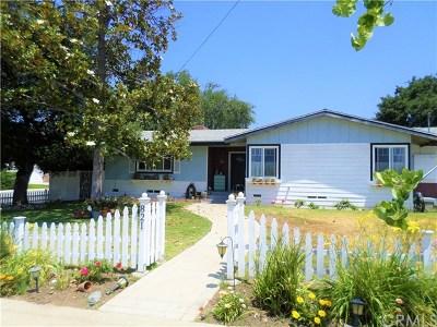 Glendora Single Family Home For Sale: 821 E Bennett Avenue