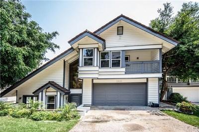 North Tustin Single Family Home For Sale: 12432 Circula Panorama