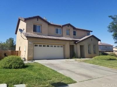 Lancaster Single Family Home For Sale: 543 W Avenue H13