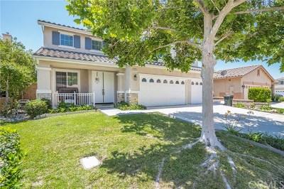 Fontana Single Family Home For Sale: 16429 Landmark Drive