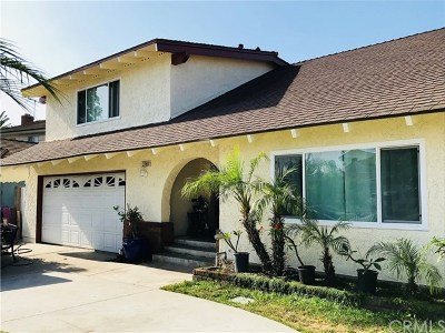 Anaheim Single Family Home For Sale: 2780 W Rowland Circle