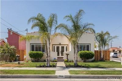 Azusa CA Single Family Home For Sale: $465,000