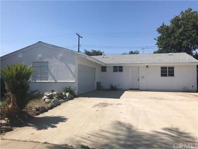 Cypress Single Family Home For Sale: 5541 Marcella Avenue