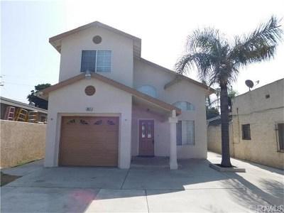 Fontana Single Family Home For Sale: 8657 Wheeler Avenue