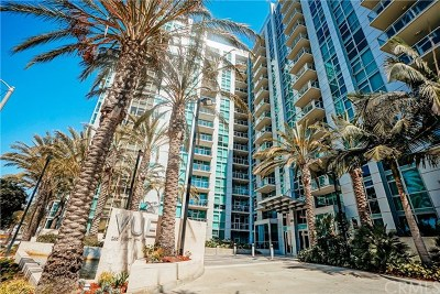 San Pedro Condo/Townhouse For Sale: 255 W 5th Street #604