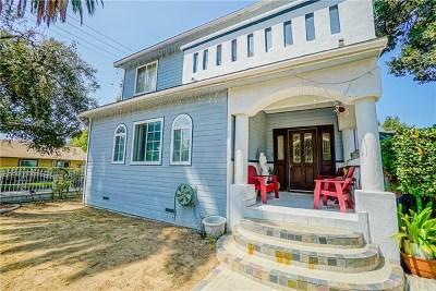 Pasadena Single Family Home For Sale: 1745 N Garfield Avenue