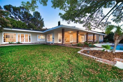 Covina Single Family Home For Sale: 19710 Cameron Avenue