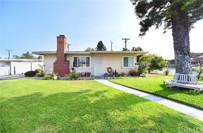 Whittier Single Family Home For Sale: 10404 Townley Drive