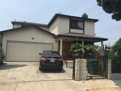 Bell Multi Family Home For Sale: 5214 Randolph Street