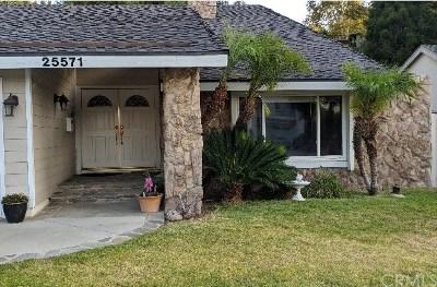 Valencia Single Family Home For Sale: 25571 Via Brava