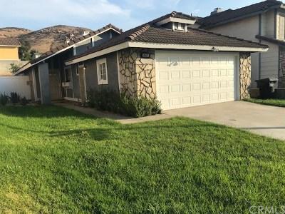 Fontana Single Family Home For Sale: 14609 Mountain High Drive
