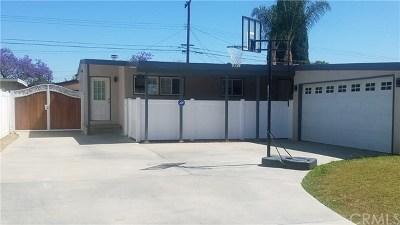 Whittier Single Family Home For Sale: 15516 Fernview Street