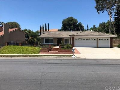 La Mirada Single Family Home For Sale: 12905 Ocaso Avenue