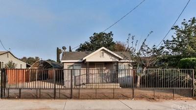 Riverside Single Family Home For Sale: 7354 Evans Street