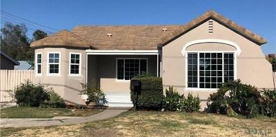 Buena Park Single Family Home For Sale: 6302 Indiana Avenue