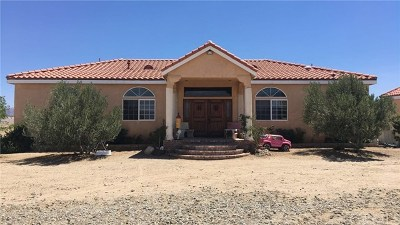 Lancaster CA Single Family Home For Sale: $630,000