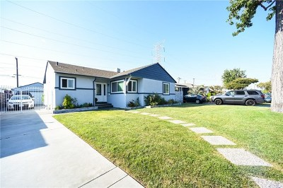 Downey Single Family Home For Sale: 9827 Guatemala Avenue
