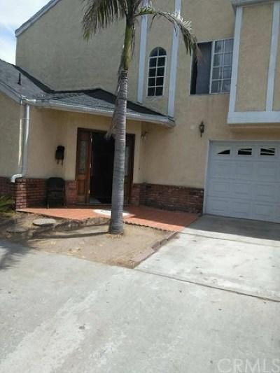 Huntington Park Single Family Home For Sale: 2470 Belgrave Avenue