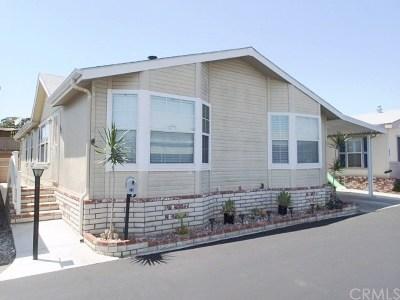 Anaheim Mobile Home For Sale: 211 S Beach Boulevard