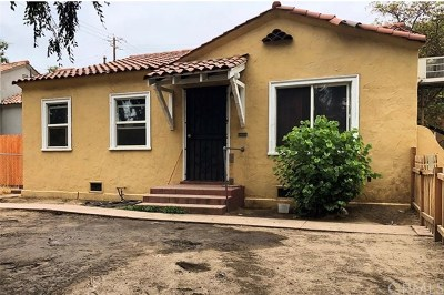 Bakersfield Multi Family Home For Sale: 210 17th Street