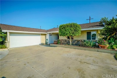 Fountain Valley Single Family Home For Sale: 9068 La Casita Avenue
