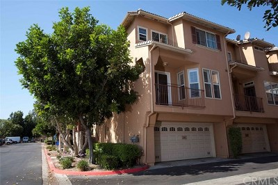 Anaheim Condo/Townhouse For Sale: 324 W Summerfield Circle