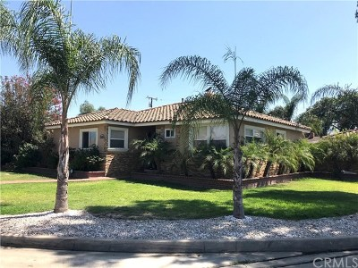 Downey Single Family Home For Sale: 7300 Gainford Street