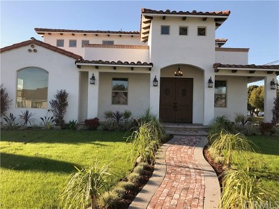 Downey Single Family Home For Sale: 10503 Haledon Avenue