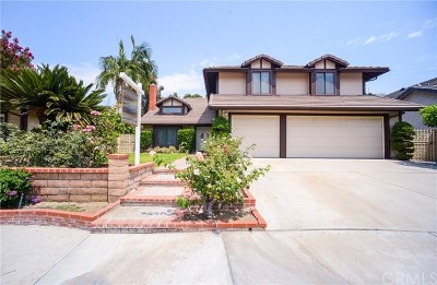 Whittier Single Family Home For Sale: 4006 Overcrest Drive