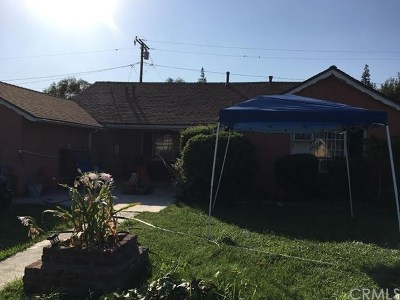 Whittier CA Single Family Home For Sale: $449,900