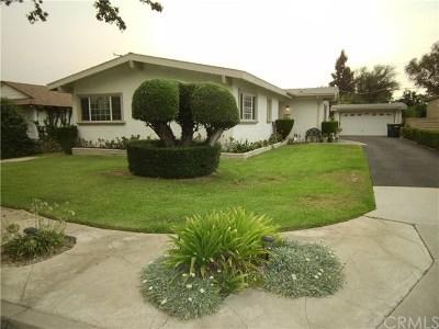 La Mirada Single Family Home For Sale: 14733 Biola Avenue