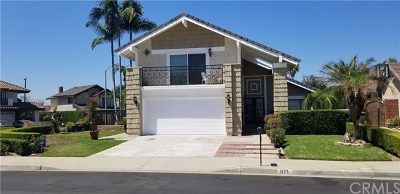 Covina Single Family Home For Sale: 871 S Forest Hills Drive