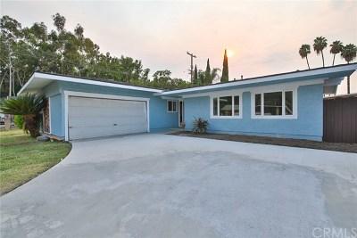 La Puente Single Family Home For Sale: 409 Dunsview Avenue