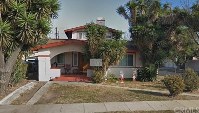 Los Angeles Single Family Home For Sale: 5156 8th Avenue