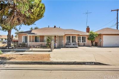 Norwalk Single Family Home For Sale: 11152 Leffingwell Road