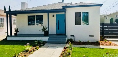 South Gate CA Single Family Home For Sale: $530,000