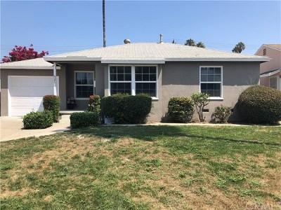 Placentia Single Family Home For Sale: 521 Ramona Street