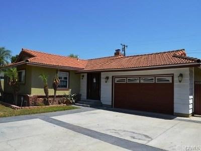 West Covina Single Family Home For Sale: 1644 S California Avenue