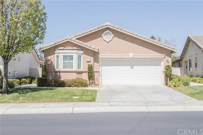 Beaumont Single Family Home For Sale: 165 Canary