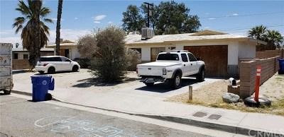 Palm Springs Single Family Home For Sale: 451 W Bon Air Drive