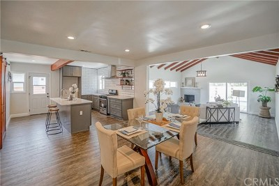 West Covina Single Family Home Active Under Contract: 128 S Cherrywood Street