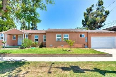 Carson Single Family Home For Sale: 22130 S McHelen Avenue