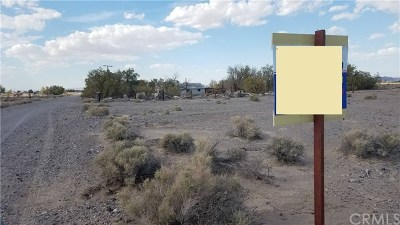 Newberry Springs Residential Lots & Land For Sale: 30701 Fairmont Road