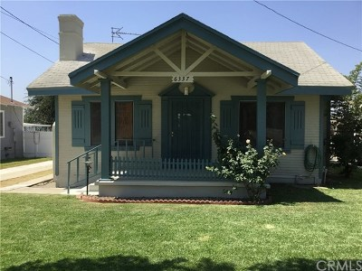 Whittier Single Family Home For Sale: 6337 Gregory Avenue